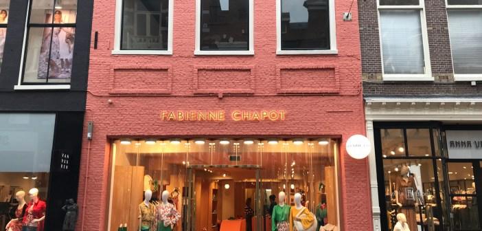 Fashion retailer Fabienne Chapot opent winkel in Maastricht