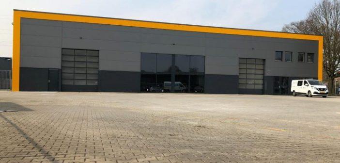 Jungheinrich Nederland huurt bedrijfspand in Hengelo