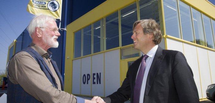 Nieuwe vestiging ALLSAFE Mini Opslag staat in Deventer