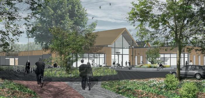 Opening Etos luidt ingrijpende herontwikkeling winkelcentrum Het Stroink in Enschede in