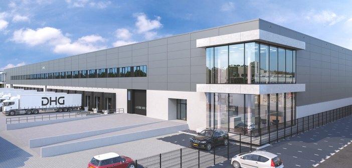 DHG koopt logistiek complex van ruim 45.000 m² in Oosterhout