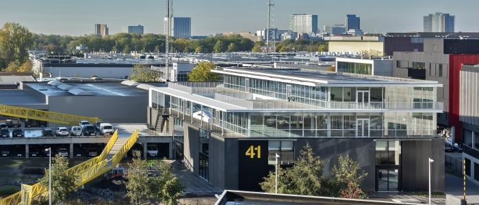Imagewharf verhuurt ca. 2.100 m² kantoor-/bedrijfsruimte aan MediaMonks B.V.