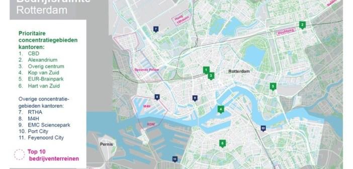 Gemeente Rotterdam presenteert nieuw beleid voor kantoren- en bedrijfslocaties