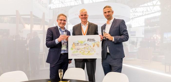 Intentieovereenkomst nieuwbouw unieke wijk Zandpoort ondertekend