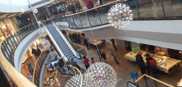 Syntrus Achmea verhuurt 1.440 m² in winkelcentrum Zaailand aan ROC Friese Poort