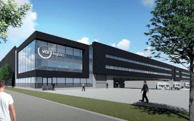 VCK Logistics huurt 25.000 m² DC op Schiphol van Borghese Logistics en LOGISTIS-AEW