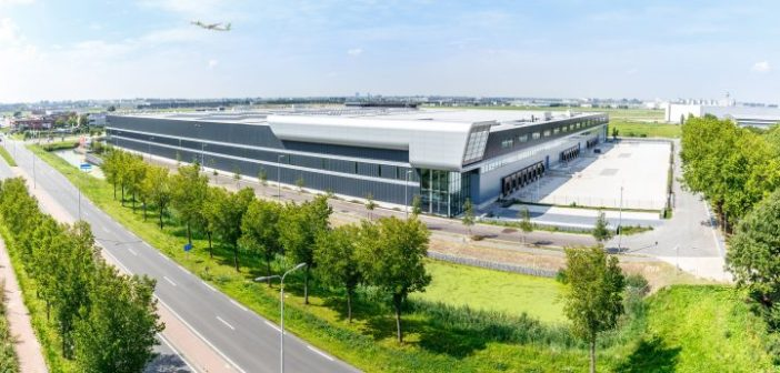 BBV huurt 6.600 m² logistieke ruimte van Delin Capital Asset Management op het Fokker Logistics Park Schiphol