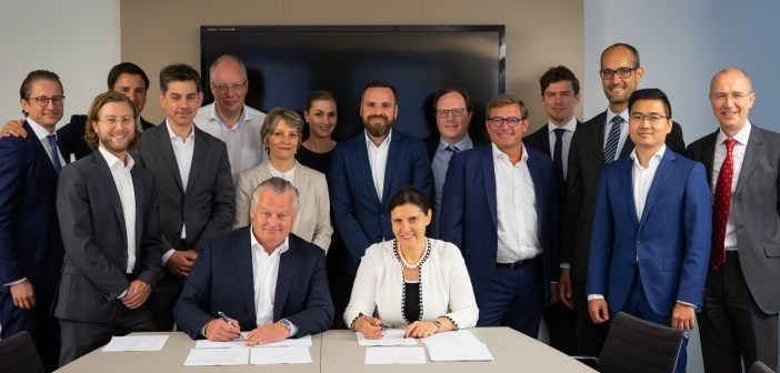 MVGM en JLL komen overeen dat MVGM, de continentale Europese vastgoedbeheeractiviteiten van JLL overneemt en gaan tevens een 'alliance partnership' aan