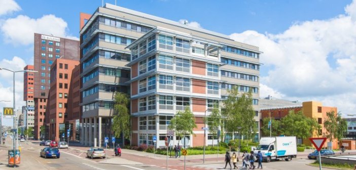 Monarch & CK Capital kopen Leeghwaterplein 1 in Den Haag van Profound Asset Management