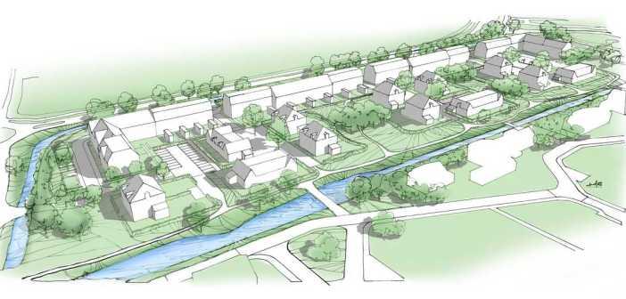 Nieuwbouwproject Maanwijk goedgekeurd