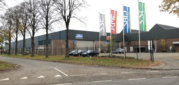P.T.E. B.V. huurt bedrijfsruimte aan Havenweg 8 te Wijchen