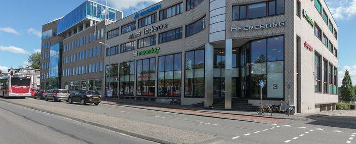ProRail vestigt zich aan de Stationsweg 3 in Groningen