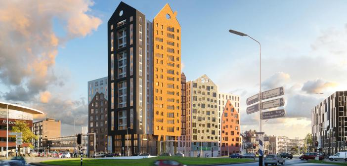 Syntrus Achmea koopt 235 woningen in Eindhoven van SDK Vastgoed voor het Achmea Dutch Residential Fund