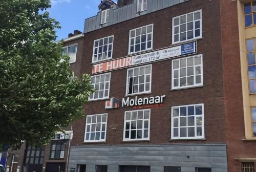 Volq Concepten huurt kantoorruimte in Rotterdam