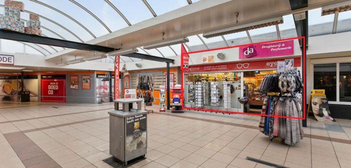 Winkelruimte aan Symfoniestraat 172 te Nijmegen verkocht