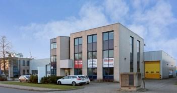 Solitair bedrijfsgebouw in Alphen aan den Rijn verkocht