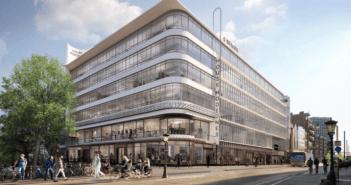 IWG sluit overeenkomst met Syntrus Achmea voor nieuwe vestiging Spaces in House Modernes Utrecht