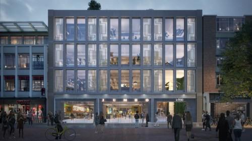 NIBC financiert de acquisitie en ontwikkeling van het Groot-Handelshuis aan de Grote Markt in Groningen
