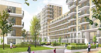 Syntrus Achmea verwerft 262 middenhuur woningen in Amsterdam voor twee Nederlandse pensioenfondsen
