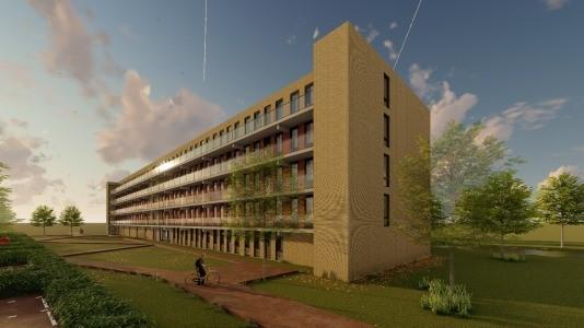 Vidomes en BAM Wonen tekenen realisatieovereenkomst voor 48 appartementen in Voorburg