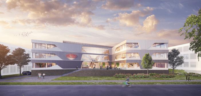 Nieuw hypermodern onderzoekslaboratorium voor DuPont Nutrition & Biosciences
