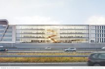 AM start bouw 10.000 m² multi-tenant kantoor Helix in Utrecht Leidsche Rijn in volle gang