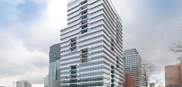 Eurus Energy tekent huurovereenkomst in UNStudio, Amsterdam