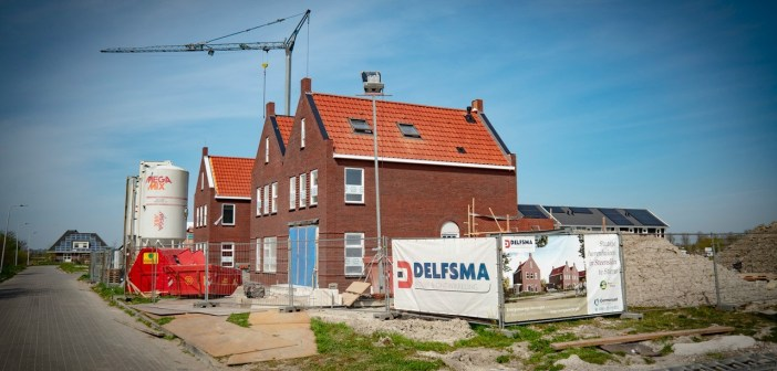 Duurzaam 'Mooi Wonen'-project in Stiens gaat tweede fase in