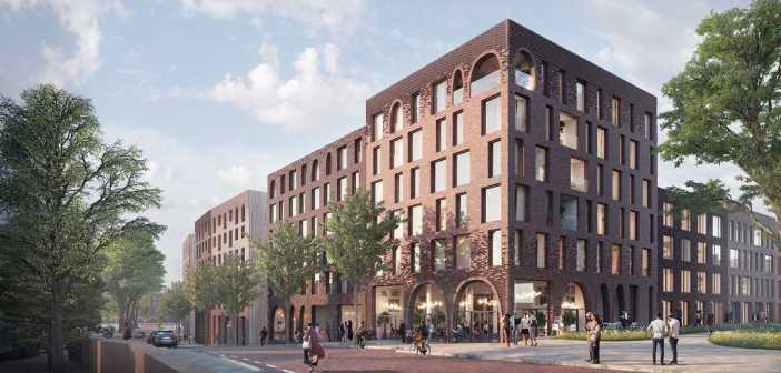 Gemeente Rotterdam kiest Heijmans voor bouw 226 nieuwe woningen