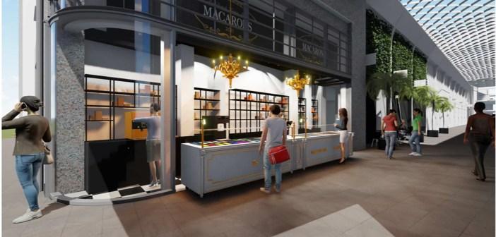 Wereldhave verwelkomt Dutch Homemade Macarons in bijzondere winkelunit in Tilburg