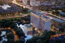 Kantoorgebouw Ringpark wordt herontwikkeld tot nieuwe hotspot