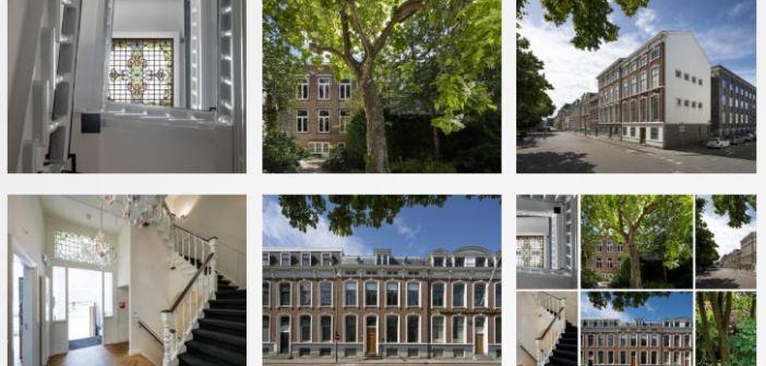 Monumentale panden in de Haagse Zeestraat worden getransformeerd tot buitengewone kantoorruimten