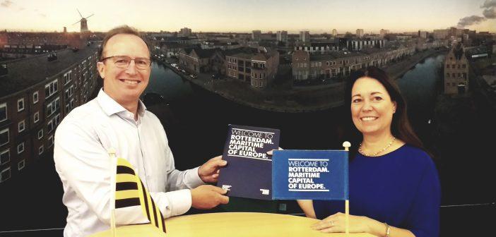 Gemeente Schiedam en Deal Drecht Cities verstevigen maritieme samenwerking