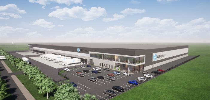 Hercuton verkoopt nieuw distributiecentrum van LIS Logistics in Almere aan GARBE Industrial Real Estate