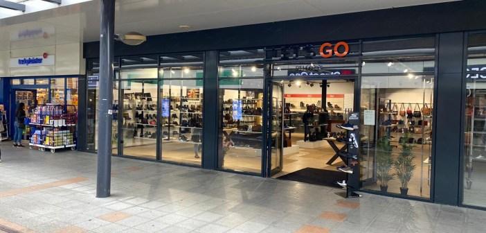 Let's Go Shoes verhuist in Veldhoven