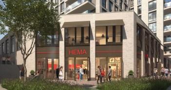 Nieuwe vestiging voor HEMA in Haags kustproject