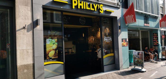 Philly's Cheesesteak & Pizza's naar Spuistraat 69 Den Haag