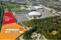 AM geeft multifunctioneel gebied De Voorwaarts in Apeldoorn forse impuls met komst Hornbach
