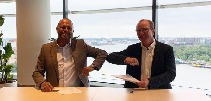 Deal Drecht Cities en Havenbedrijf Rotterdam zetten samenwerking voort