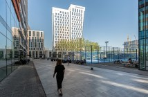 Loyens & Loeff Amsterdam verhuist naar kantoorgebouw Hourglass