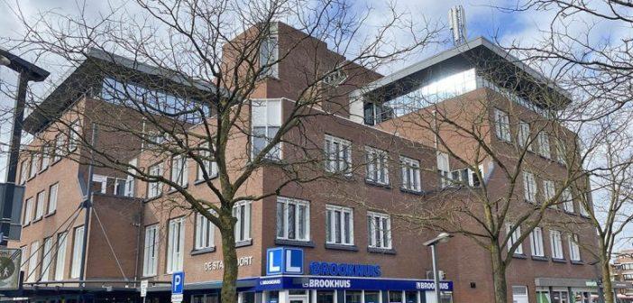 Voormalig kantoorpand 'De Stadspoort' in Enschede verkocht