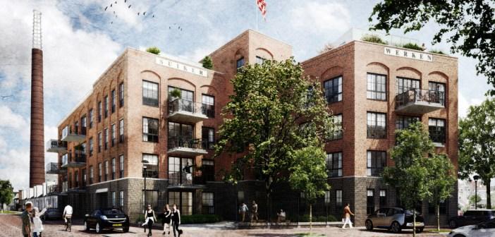 Woonplan 't Suikerwerk in Bergen op Zoom komt weer een stap dichterbij