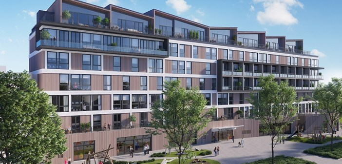 Bouwonderneming Stout verkoopt 58 appartementen aan Holland Immo Group