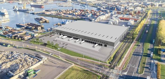 DHG verhuurt Smartlog Rotterdam 5 DC1 aan VCK Logistics