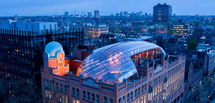 Diamantbeurs, Capital C Amsterdam onderscheiden met Architecture Masterprize 2020