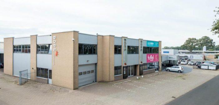 In 2021 verhuist Quality Reclame B.V. naar de Aadijk in Almelo
