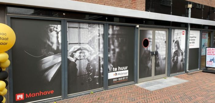 AVBA Monalisa Mode huurt 360 m² winkelruimte in Spijkenisse