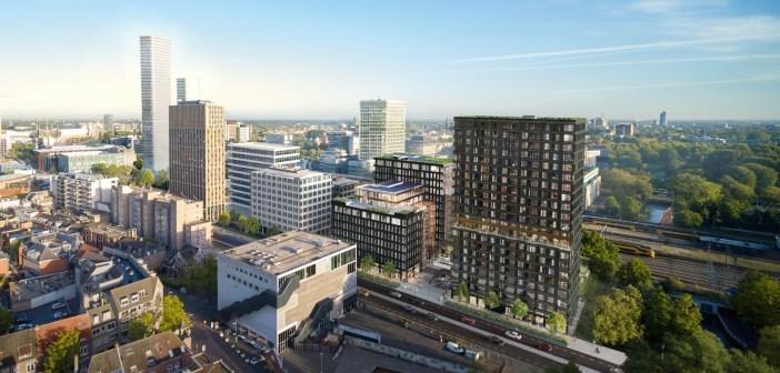 EDGE Eindhoven gekocht door kantoren- en woningfonds a.s.r. real estate