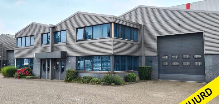 Kalsec Inc. huurt bedrijfsruimte aan de Sluisweg 19-19a te Waalwijk