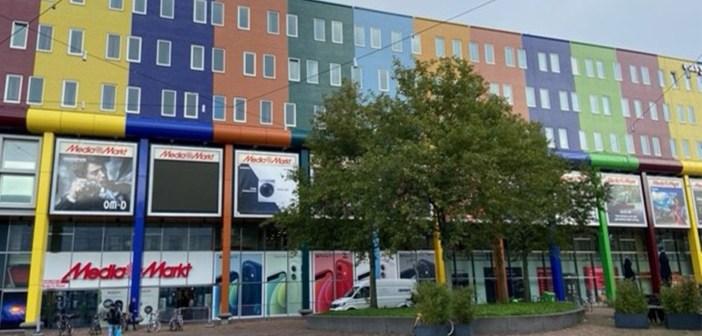 MediaMarkt verlengt huurovereenkomst aan Johan Cruijff Boulevard